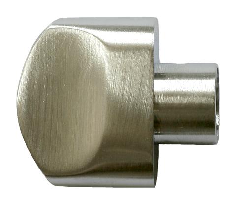 Вертушка на цилиндр COMIT глянцевый никель
