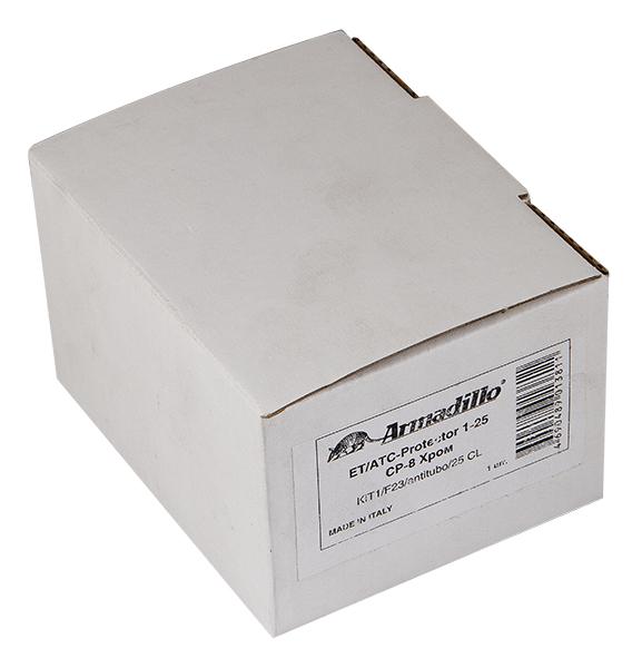 Броненакладка на ЦМ (от вырывания, 25 мм) ET/ATC-Protector 1-25AB-77 Бронза box