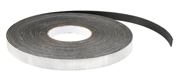 Терморасширяющийся уплотнитель ISOLAR 2000-15/B (толщина 2 мм, ширина 15 мм, длина 15,9 м), черный