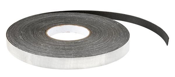 Терморасширяющийся уплотнитель ISOLAR 2000-20/B (толщина 2 мм, ширина20 мм, длина 15,9 м), черный