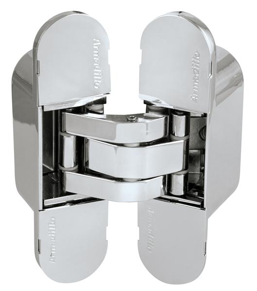 Петля скрытой установки  с 3D-регулировкой UNIVERSAL 3D-ACH 60 CP-8 Хром