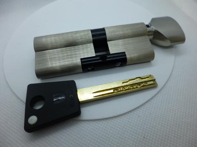 Цилиндр Шерлок с перекодировкой, 7 ключей (все размеры)