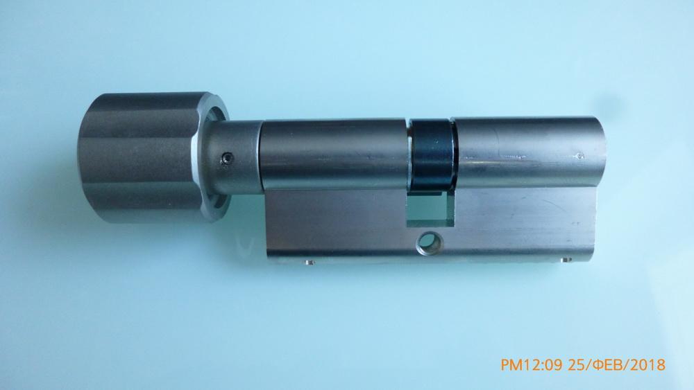 Сердцевина замка ABUS Pfaffenhain SKG3 ключ/вертушка 60 мм