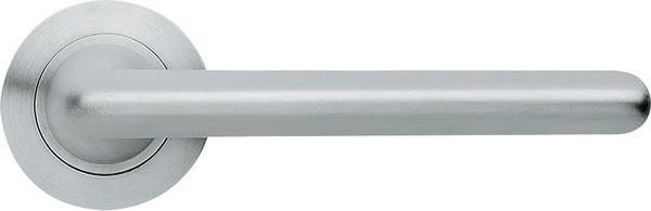 Дверные ручки Linea Cali Trendy матовый хром