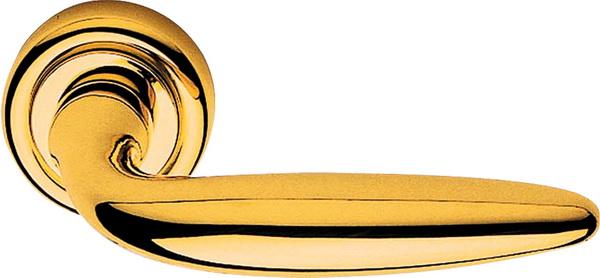 Дверные ручки Linea Cali Kuba золото