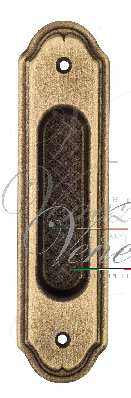 Ручка для раздвижной двери Venezia U111 матовая бронза (1шт.)