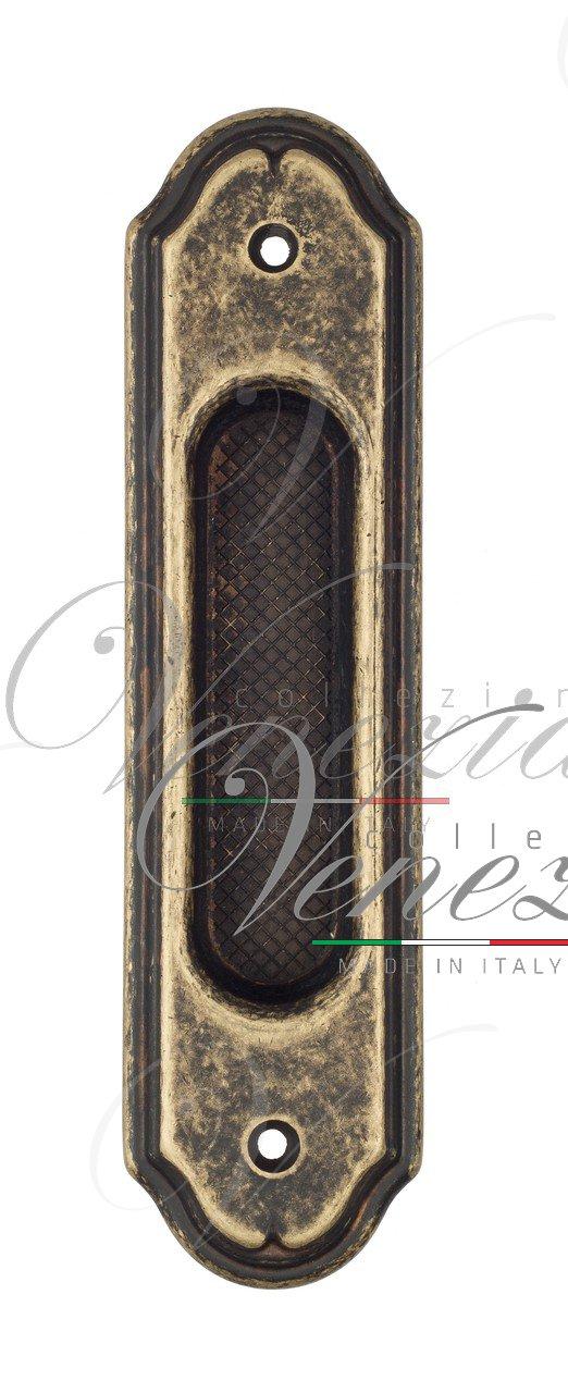Ручка для раздвижной двери Venezia U111 античная бронза (1шт.)