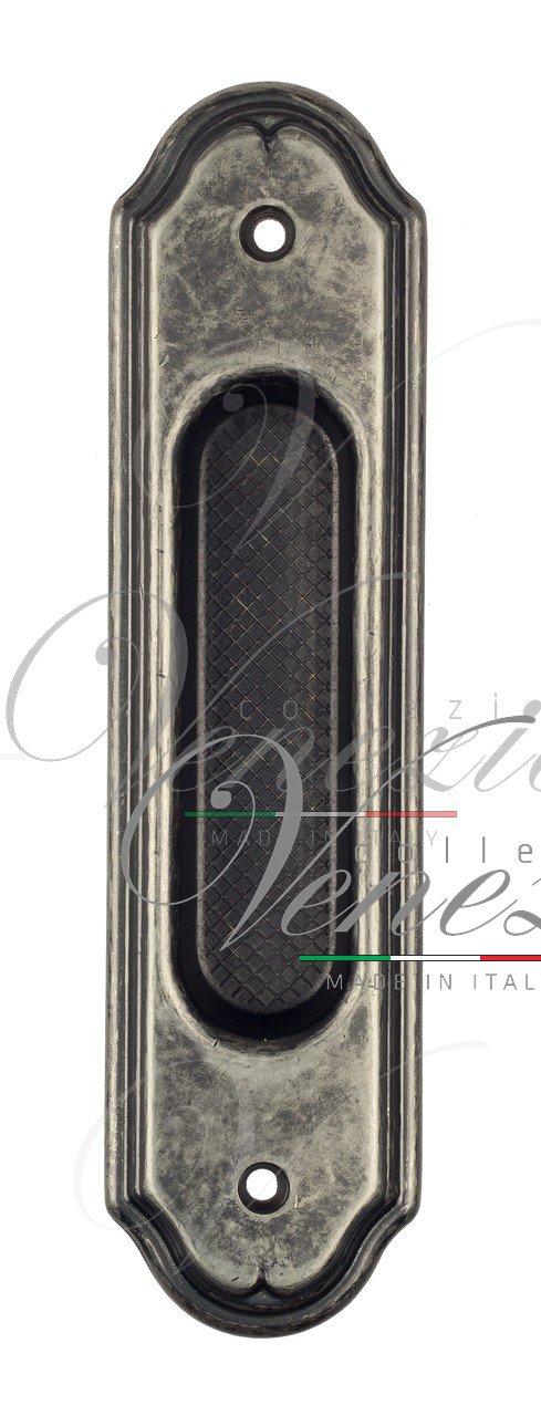 Ручка для раздвижной двери Venezia U111 античное серебро (1шт.)