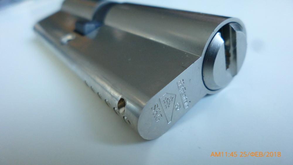 Цилиндровый механизм ABUS Pfaffenhain SKG3 35*длинный шток