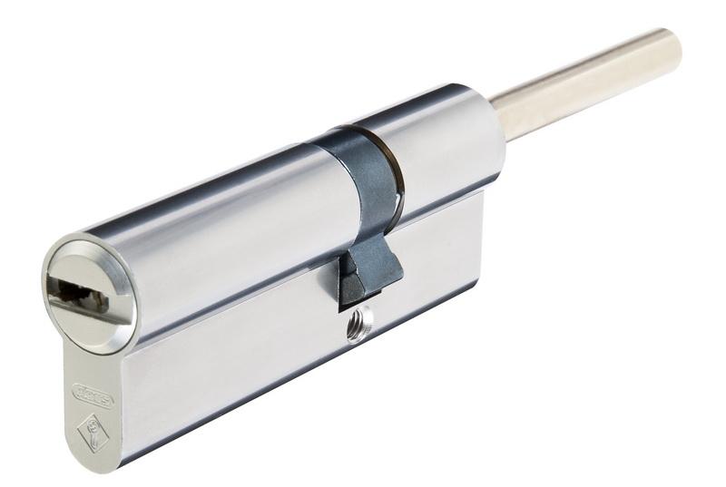 Цилиндровый механизм ABUS Pfaffenhain SKG3 50*длинный шток