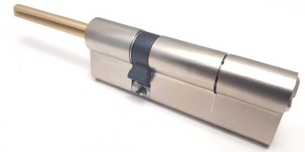 Цилиндровый механизм ABUS Pfaffenhain SKG3 80*длинный шток
