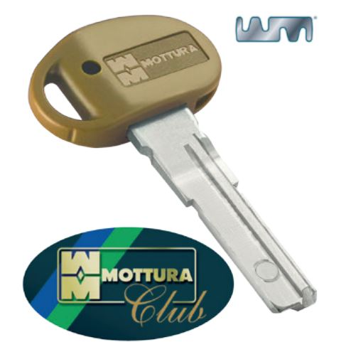 Заготовка ключа Mottura C39