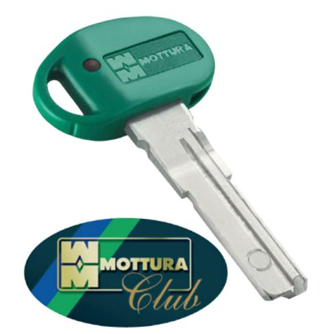 Заготовка ключа Mottura C38