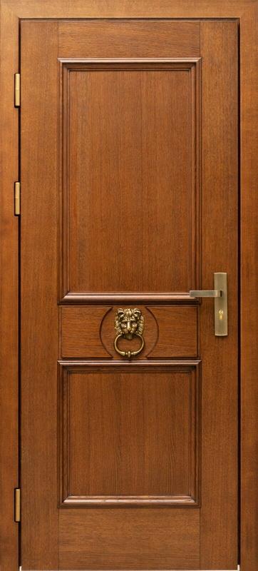 """Дубовая дверь """"Аляска-3"""""""