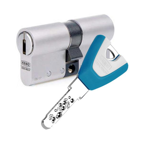 Advansed KESO 8000Ω² VdS B ключ/ключ (5 ключей)