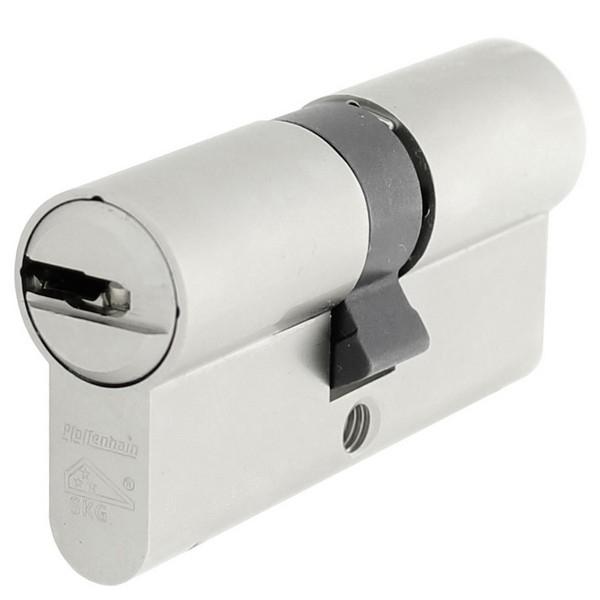 Цилиндр замка ABUS Pfaffenhain SKG3 ключ-ключ 60 мм (без ключей, в системе одного ключа или мастер-системе)