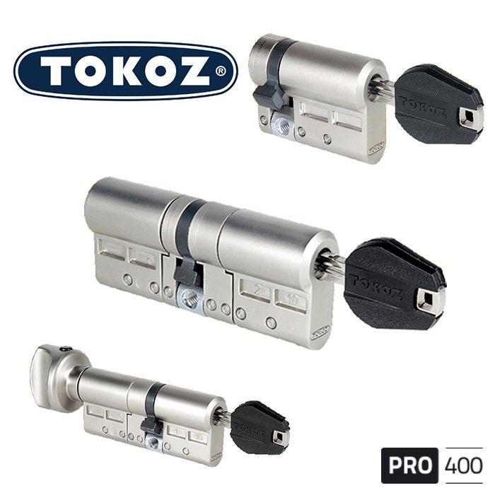 Цилиндр TOKOZ PRO 300 с шестеренкой